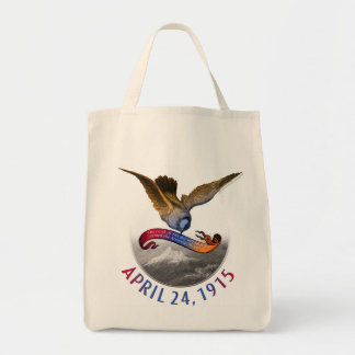 Armenian Genocide Rememberance Tote Bag