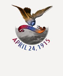 Armenian Genocide Remembrance T-shirt