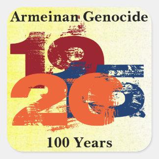 Armenian Genocide Stickers