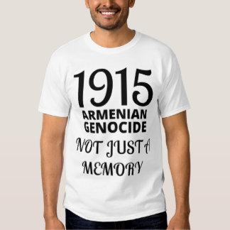 Armenian Genocide T-shirts