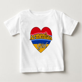 Armenian Girl Baby T-Shirt