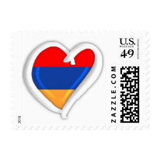 Armenian Heart| Stamps