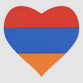 Armenian Heart | Stickers
