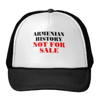 Armenian history: Not for sale Trucker Hat