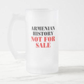 Armenian history: Not for sale Mug