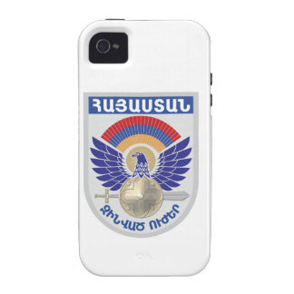 Armenian Military Seal iPhone 4 Cases