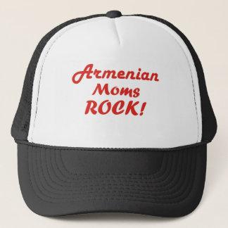 Armenian Moms Rock Trucker Hat