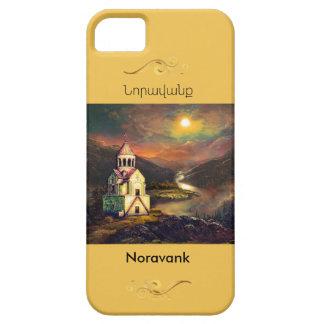 Armenian Noravank monastery iphone case