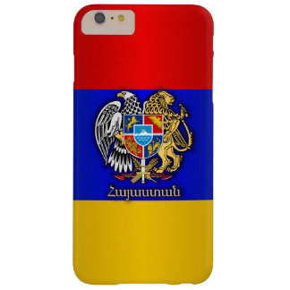 Armenian Pride Barely There iPhone 6 Plus Case