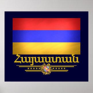 Armenian Pride Poster
