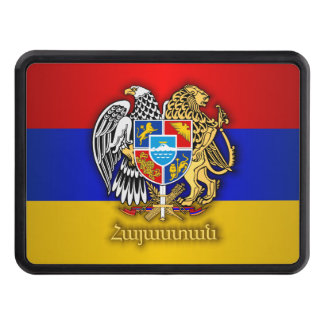 Armenian Pride Tow Hitch Cover