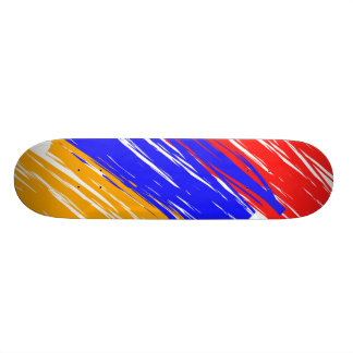 Armenian Custom Skateboard