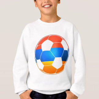 Armenian Soccer Ball Sweatshirt
