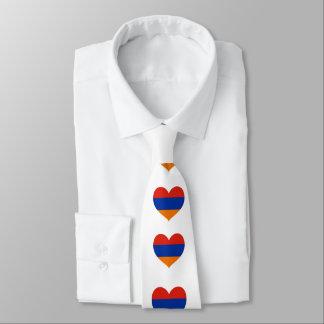 Armenian Style: Heart Tie