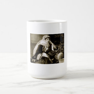 Armenian Woman Traditional Dress, circa 1800's Coffee Mugs