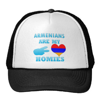 Armenians are my Homies Trucker Hat