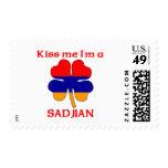 Armenios personalizada me besan que soy Sadjian