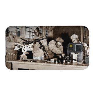 Armeros de los aviadores de WWII Fundas Para Galaxy S5