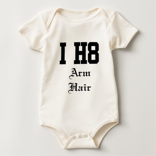 armhair body para bebé