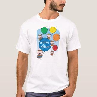 Armies of Helium. Tee shirt.