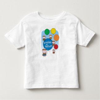 Armies of Helium. Toddler shirt. Toddler T-shirt