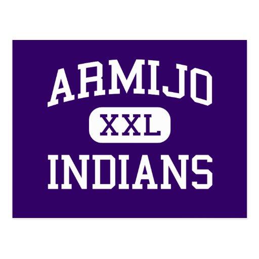 Armijo - indios - alto - Fairfield California Postal