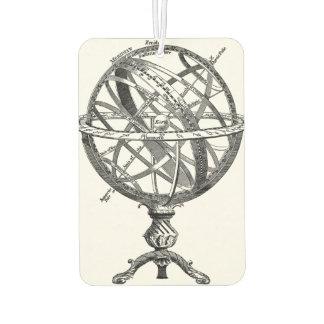 Armillary Celestial Sphere Air Freshener
