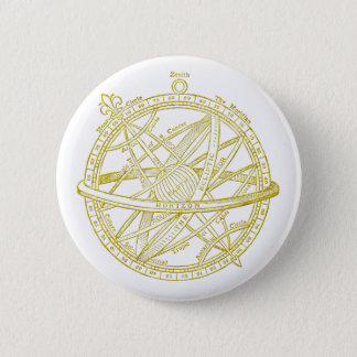 Armillary sphere button