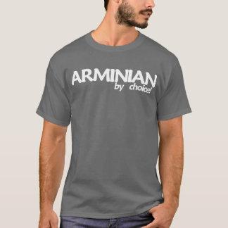 Arminian By Choice! Dark T T-Shirt