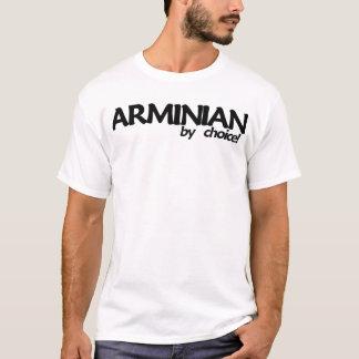 Arminian By Choice! T-Shirt