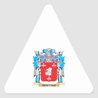 Armitage Coat Of Arms Sticker
