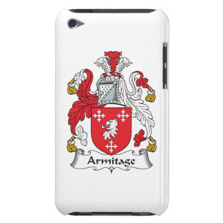 Armitage Family Crest Barely There iPod Cover