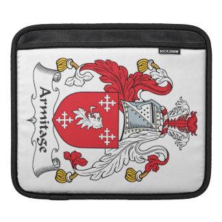 Armitage Family Crest iPad Sleeves