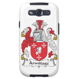 Armitage Family Crest Samsung Galaxy S3 Covers