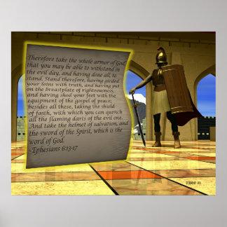 Armoir of God Poster