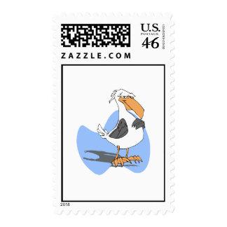 Armondo Albatross Stamp
