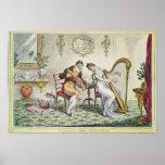 Armonía antes del matrimonio, 1805 posters