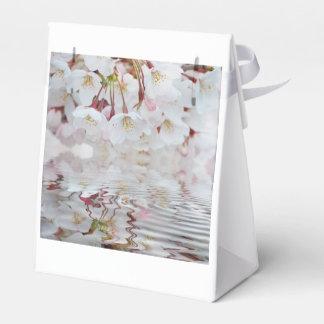 Armonía de la flor de cerezo cajas para regalos