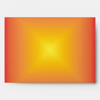 Armonía del color del amarillo anaranjado