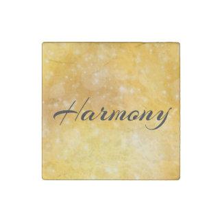 Armonía Imán De Piedra