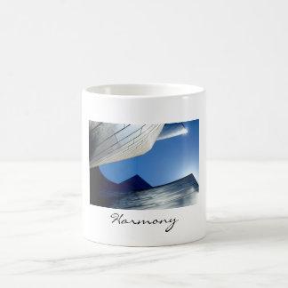 Armonía inflexible taza