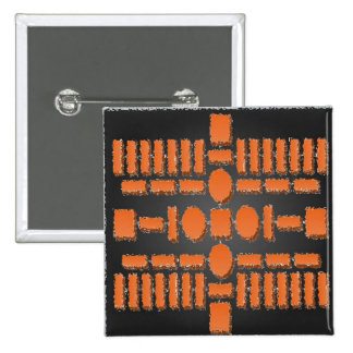 ARMONÍA - modelos futuristas de la progresión toxi Pin