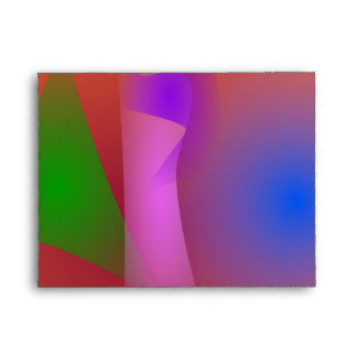 Armonía nebulosa de colores que ponen en contraste