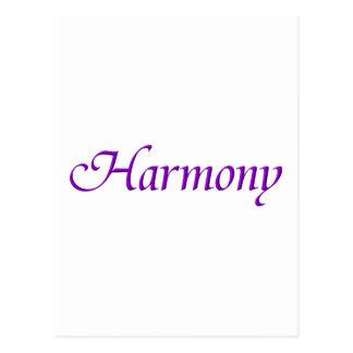 Armonía Postal