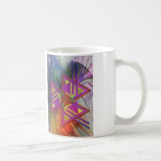 Armonía triple taza de café
