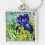 Armonías del iris llavero