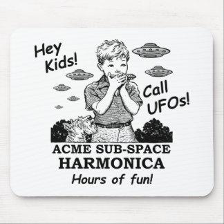Armónica del subespacio de la cumbre (llamadas UFO Tapete De Ratón