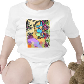 Armor Collection Baby Bodysuit