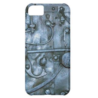 Armor de rey funda para iPhone 5C