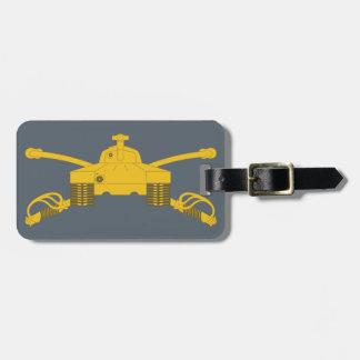 Armor Insignia Luggage Tag